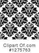 Damask Clipart #1275763 by Vector Tradition SM