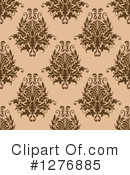Damask Clipart #1276885 by Vector Tradition SM