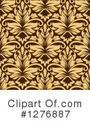 Damask Clipart #1276887 by Vector Tradition SM