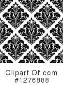 Damask Clipart #1276888 by Vector Tradition SM