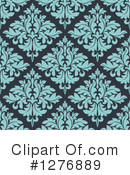 Damask Clipart #1276889 by Vector Tradition SM