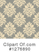Damask Clipart #1276890 by Vector Tradition SM