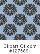 Damask Clipart #1276891 by Vector Tradition SM