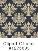 Damask Clipart #1276893 by Vector Tradition SM