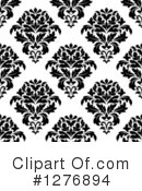 Damask Clipart #1276894 by Vector Tradition SM