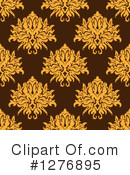 Damask Clipart #1276895 by Vector Tradition SM