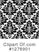 Damask Clipart #1276901 by Vector Tradition SM