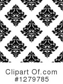 Damask Clipart #1279785 by Vector Tradition SM