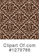 Damask Clipart #1279786 by Vector Tradition SM