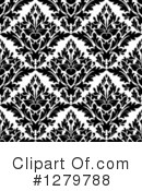 Damask Clipart #1279788 by Vector Tradition SM