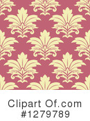 Damask Clipart #1279789 by Vector Tradition SM