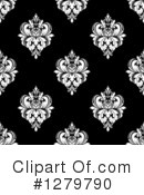 Damask Clipart #1279790 by Vector Tradition SM