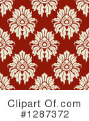 Damask Clipart #1287372 by Vector Tradition SM