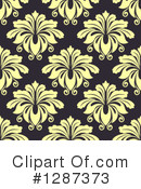Damask Clipart #1287373 by Vector Tradition SM