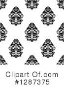 Damask Clipart #1287375 by Vector Tradition SM