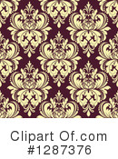 Damask Clipart #1287376 by Vector Tradition SM