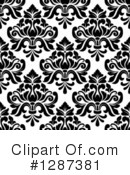 Damask Clipart #1287381 by Vector Tradition SM
