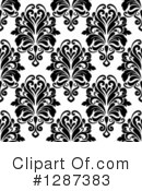 Damask Clipart #1287383 by Vector Tradition SM