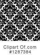 Damask Clipart #1287384 by Vector Tradition SM