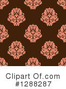 Damask Clipart #1288287 by Vector Tradition SM