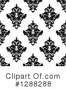 Damask Clipart #1288288 by Vector Tradition SM
