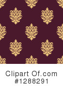 Damask Clipart #1288291 by Vector Tradition SM