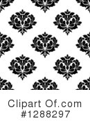 Damask Clipart #1288297 by Vector Tradition SM