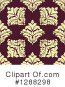 Damask Clipart #1288298 by Vector Tradition SM