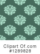 Damask Clipart #1289828 by Vector Tradition SM