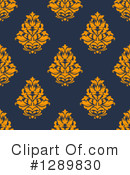 Damask Clipart #1289830 by Vector Tradition SM