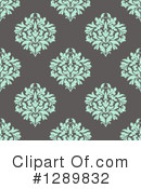 Damask Clipart #1289832 by Vector Tradition SM