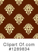Damask Clipart #1289834 by Vector Tradition SM