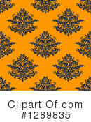 Damask Clipart #1289835 by Vector Tradition SM