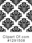 Damask Clipart #1291508 by Vector Tradition SM