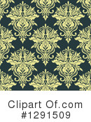 Damask Clipart #1291509 by Vector Tradition SM