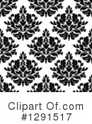 Damask Clipart #1291517 by Vector Tradition SM