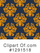 Damask Clipart #1291518 by Vector Tradition SM