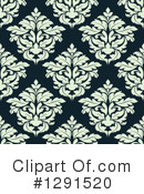 Damask Clipart #1291520 by Vector Tradition SM
