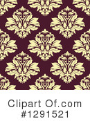 Damask Clipart #1291521 by Vector Tradition SM