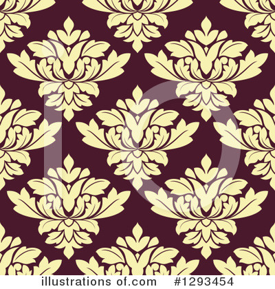 Damask Clipart #1293454 by Vector Tradition SM