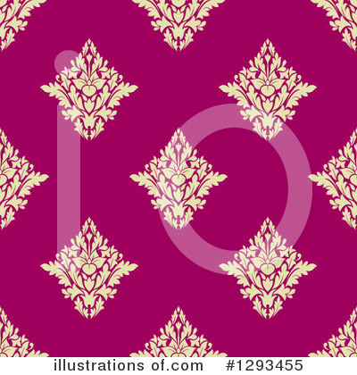 Damask Clipart #1293455 by Vector Tradition SM