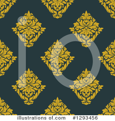 Damask Clipart #1293456 by Vector Tradition SM