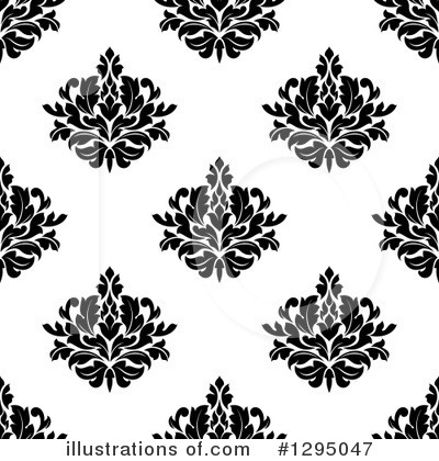 Damask Clipart #1295047 by Vector Tradition SM