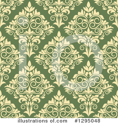 Damask Clipart #1295048 by Vector Tradition SM