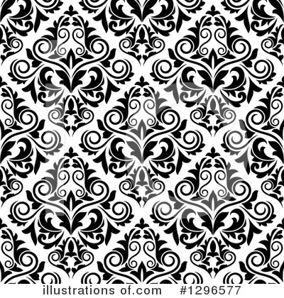 Damask Clipart #1296577 by Vector Tradition SM