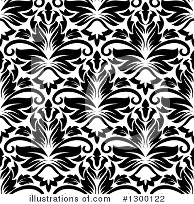 Damask Clipart #1300122 by Vector Tradition SM