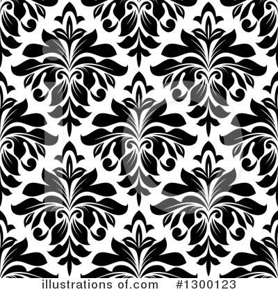 Damask Clipart #1300123 by Vector Tradition SM