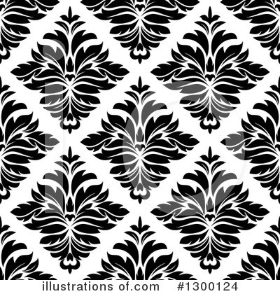 Damask Clipart #1300124 by Vector Tradition SM