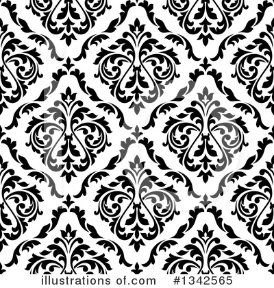 Damask Clipart #1342565 by Vector Tradition SM