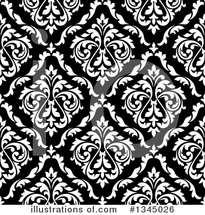 Damask Clipart #1345026 by Vector Tradition SM